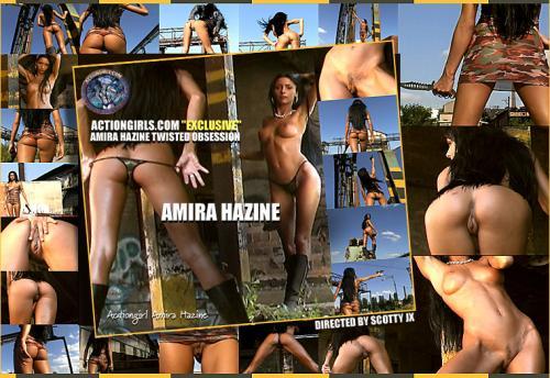 Amira Hazine Twisted Obsession Movie