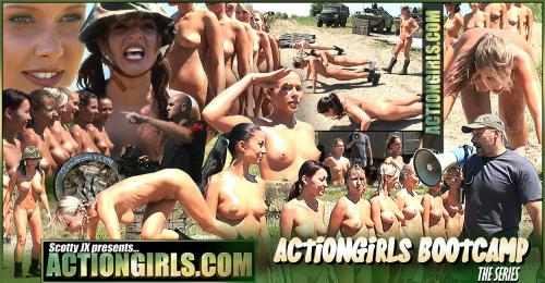 Actiongirls Bootcamp-Part 1