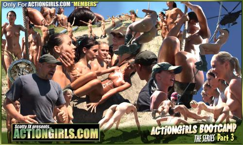 Actiongirls Bootcamp-Part 3