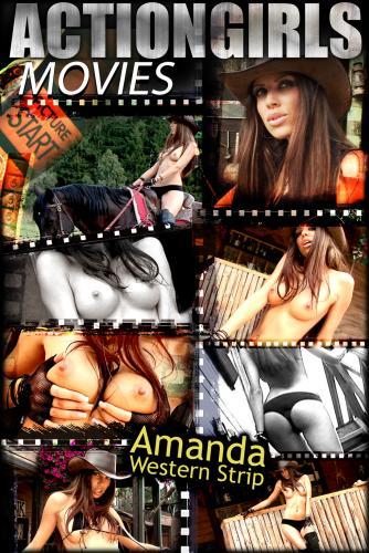 Amanda-Western Strip