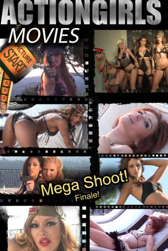 Armie Field Renata & Many Others In-Mega Shoot Finale