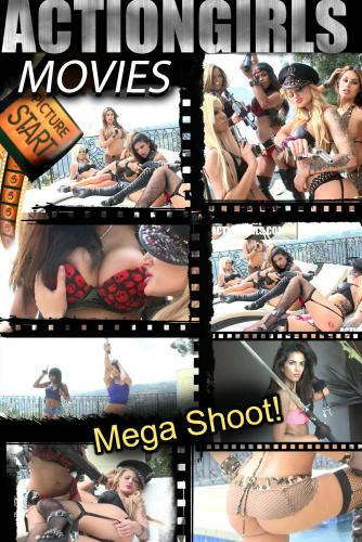 Armie Field Renata & Many Others In-Mega Shoot Part 1