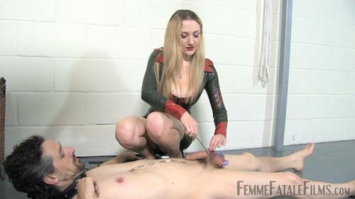 Clamping Torment – Ms Nikki. 10 Apr 2019. femmefatalefilms.com (1297 Mb)