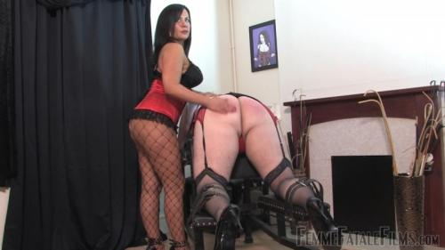 Naughty Nina – Featuring Mistress R'eal. 21 Mar 2019. femmefatalefilms.com (560 Mb)