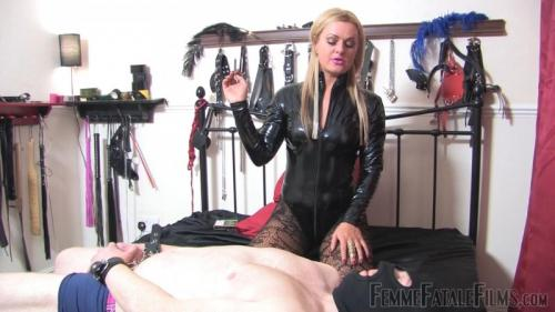 Caned & Smoked – Mistress Athena. 27 Mar 2019. femmefatalefilms.com (613 Mb)