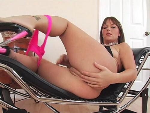 Missy Monroe Lays Back For Extreme Deepthroat Blowjob