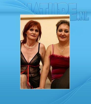 Mature - Irena O. (55), Katarina (52)