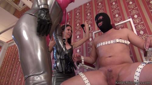 Mistress Susi - The Rubber Doll and the Bisexual Slave [HD 720P]
