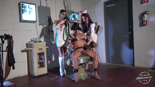 Mistress Susi - The Slave on the Dentist Chair [HD 720P]