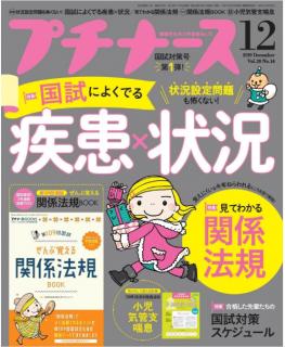 Petit Nurse 2019-12 (プチナース 2019年12月号)