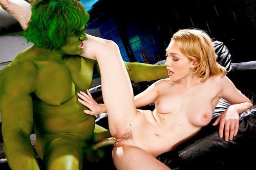 The Incredible Hulk XXX - Part 7