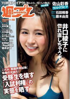 Weekly Playboy 2019-48 (週刊プレイボーイ 2019年48号)