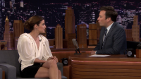 Cobie Smulders @ The Tonight Show starring Jimmy Fallon | November 18 2019