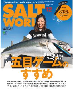 SALT WORLD(ソルトワールド) 2019年12月号