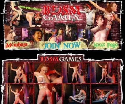 BDSMgames (SiteRip) Image Cover