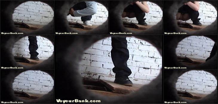 piss voyeurbank 588
