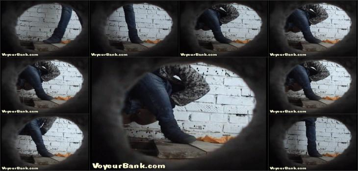 piss voyeurbank 589