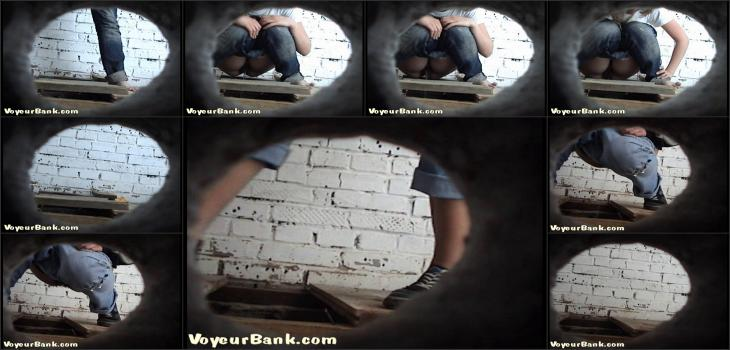 piss voyeurbank 592