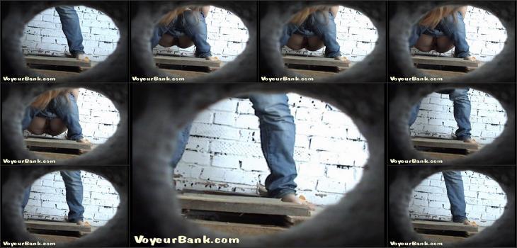piss voyeurbank 593