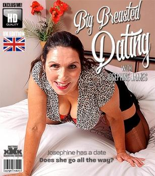 Mature - Josephine James (EU) (50) - British big breasted Temptress having a date night