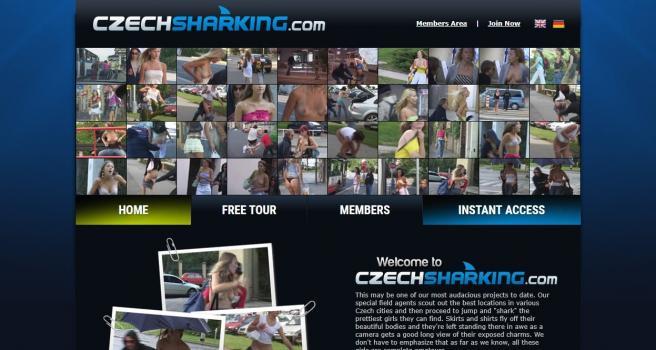 CzechSharking.com – SITERIP