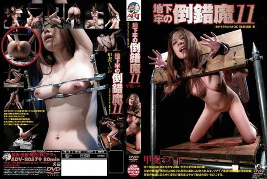 [ADV-R0579] Kai Miharu 地下牢の倒錯魔 11 その他SM 森田晋 SM 2011/06/20