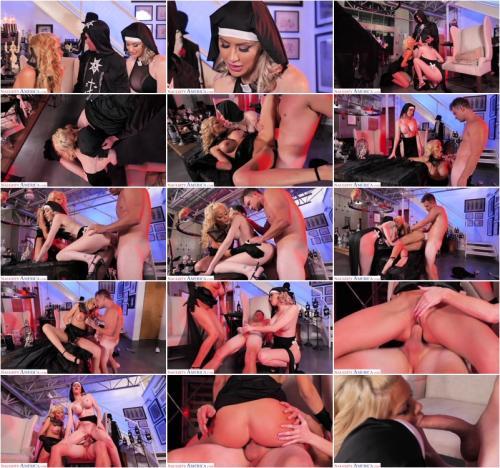 Katie Monroe And Riley Steele [FullHD 1080P]