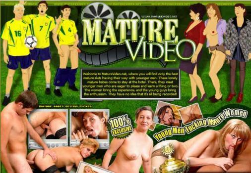 MatureVideo (SiteRip)