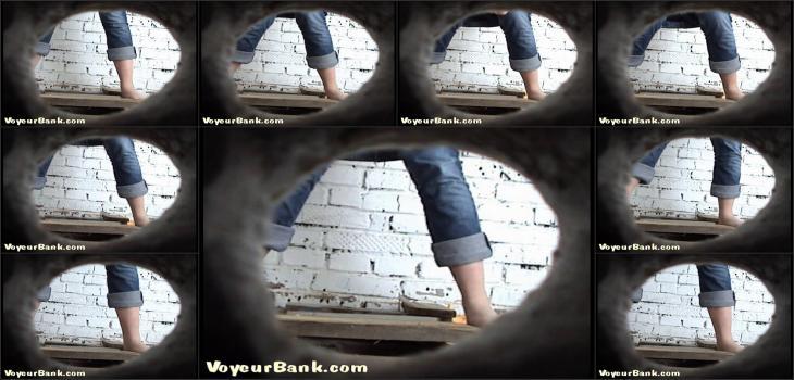 piss voyeurbank 631